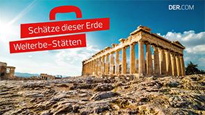 DER Touristik | Weltkulturerbe